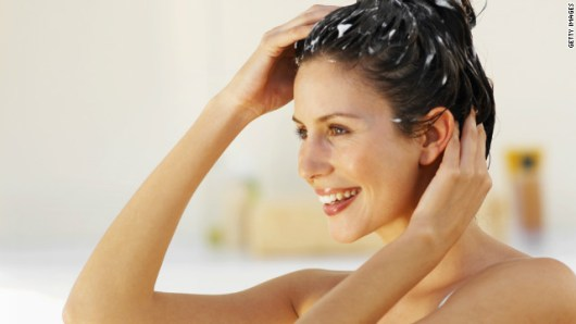 how to apply hair conditioner correctly